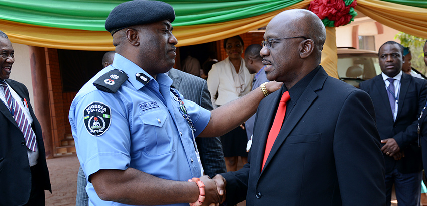 success of community policing in nigeria Solving and partnering with the community community policing encourages its adoption agency-wide, not just by special units, although there may be a.
