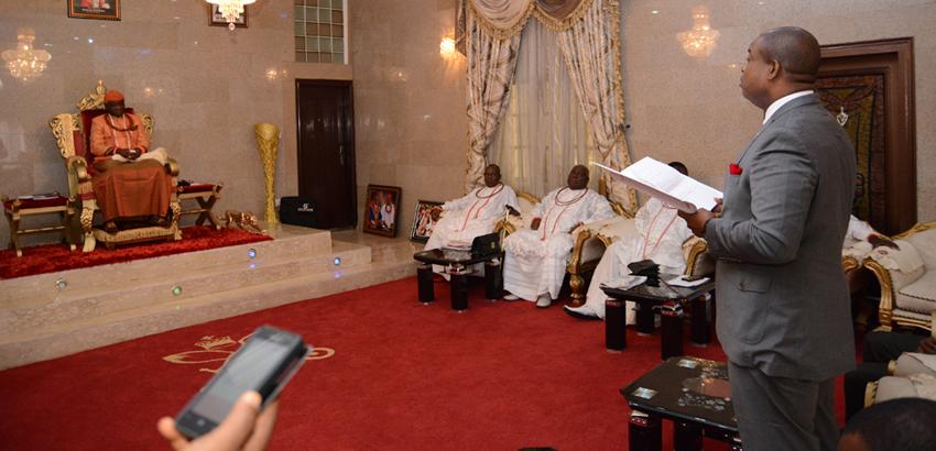 Olu of Warri to Receive Honorary Doctorate 2