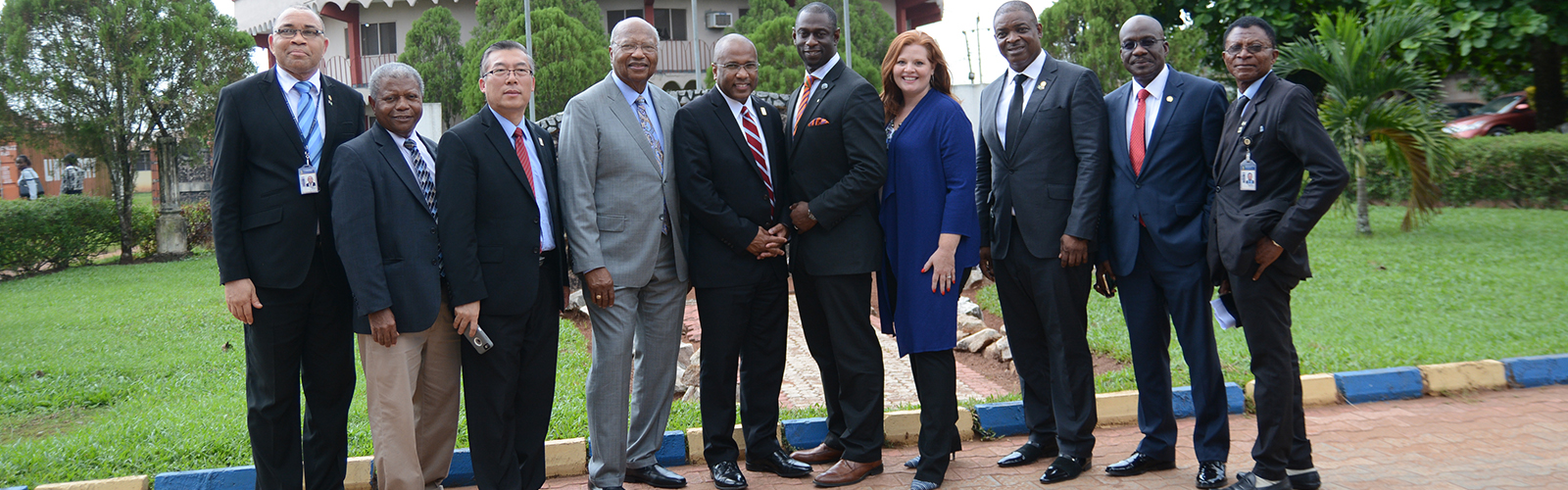 BENSON IDAHOSA UNIVERSITY TO PARTNER WITH DELAWARE STATE UNIVERSITY
