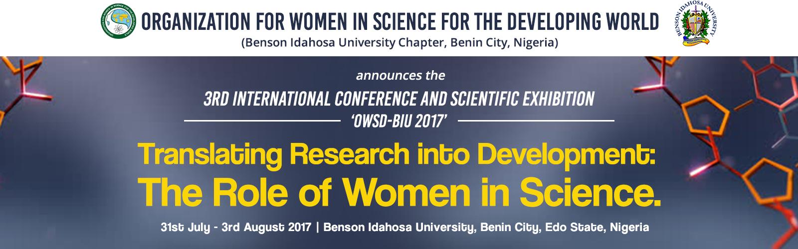 OWSD-BIU web banner